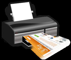 הדפסת שוברי תשלום