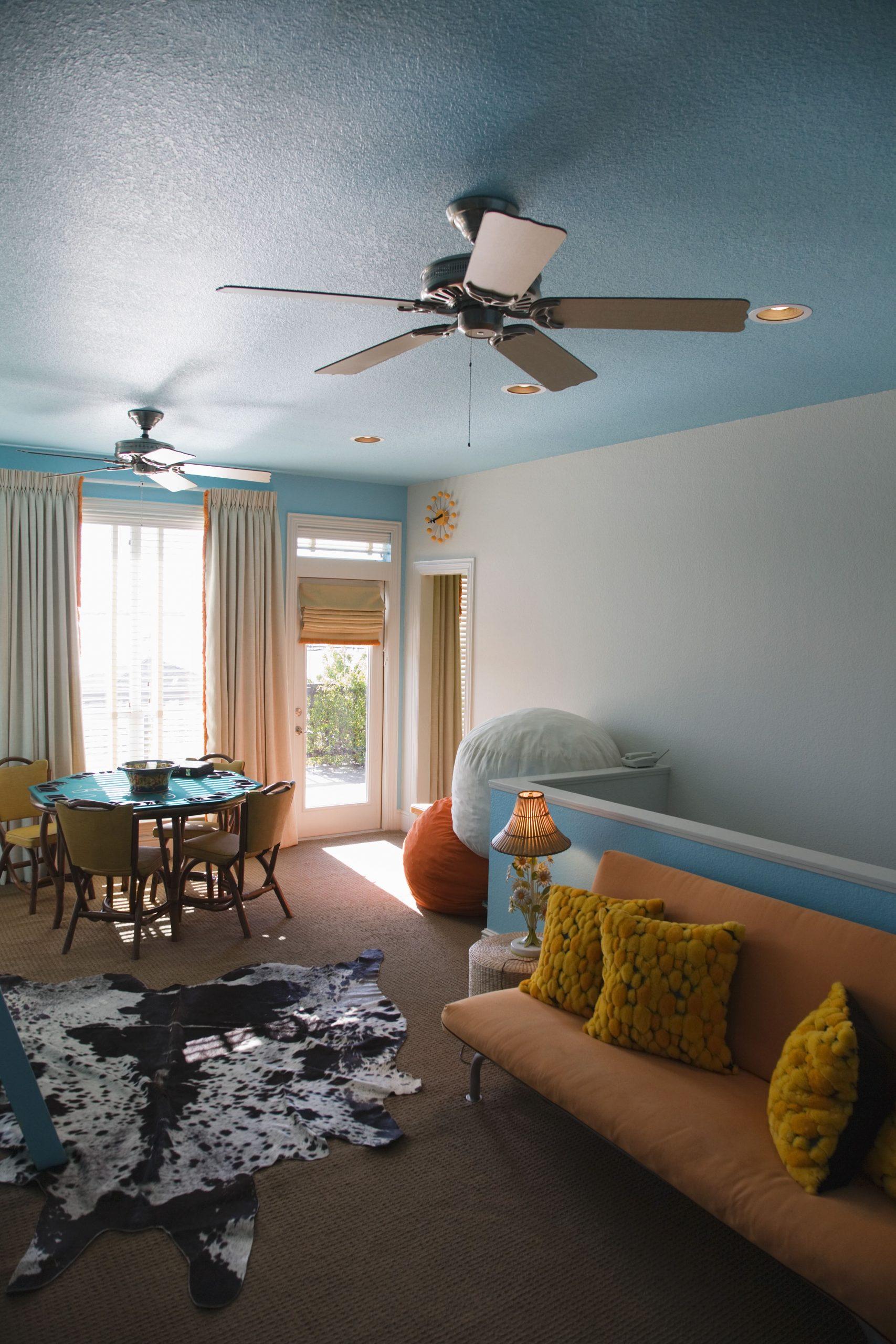 5 יתרונות במאווררי תקרה לחדרי השינה
