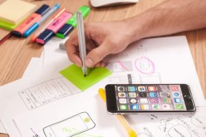 פיתוח אפליקציה לאייפון